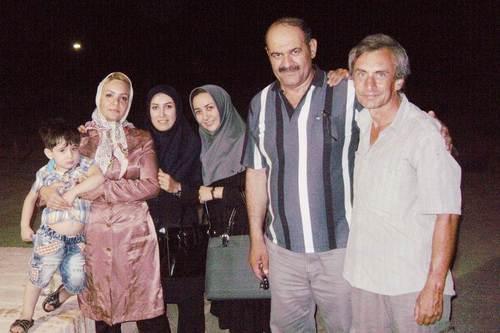 Роднините на Хамид, с които се сприятелихме вечерта