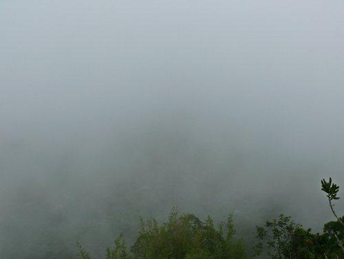 Изглед от Корковаду, както го видяхме ние :)