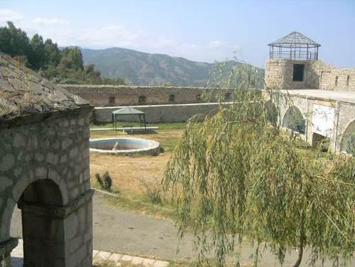 Крепостта от времето на Карабахското ханство (18-ти ÷ 19-ти век)