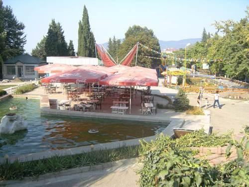 Градския парк със свободен интернет