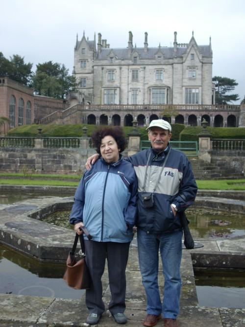 Аз и съпругата в Лилишоу
