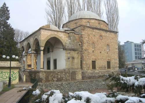 """Джамията """"Ахмед бей"""" от 15-ти век е поделение на музея в Кюстендил"""