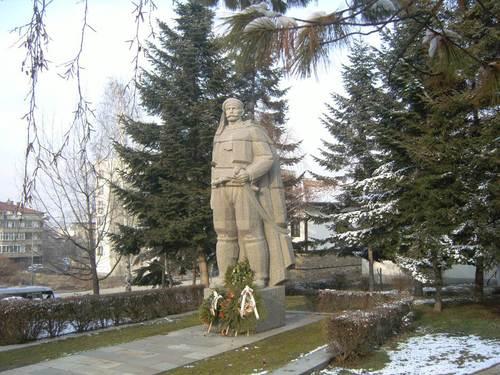Паметникът на Ильо войвода