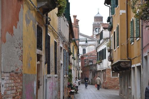 Венеция, из Дорсодуро