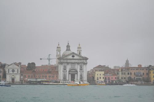 Венеция, по канал Giudecca