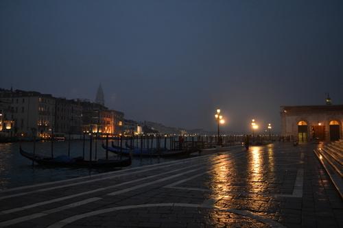 Венеция, близо до Академия
