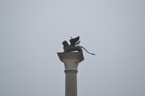 Венеция, крилатият лъв