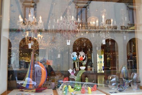 Мурано, фигурки от стъкло