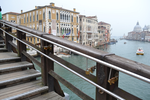 Венеция, мост Академия