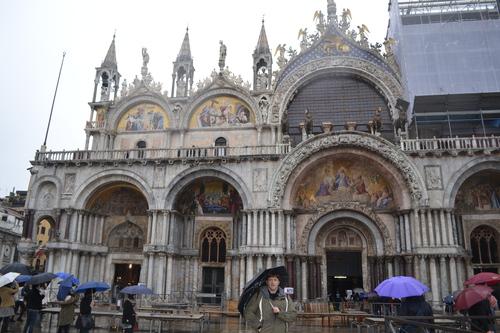 Венеция, Базиликата Сан Марко
