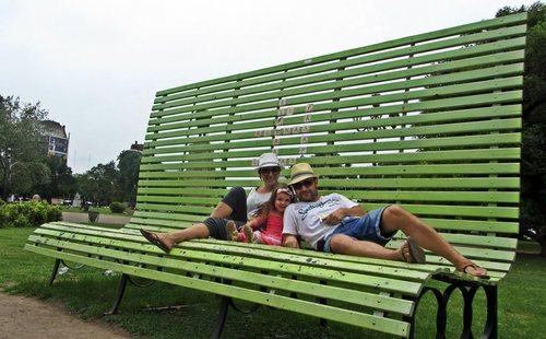 Пейката, огромната…