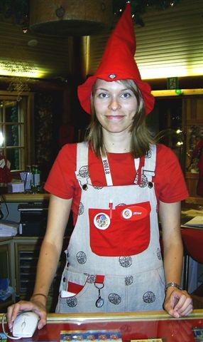 Снежанка от Пощенския офис на Дядо Коледа