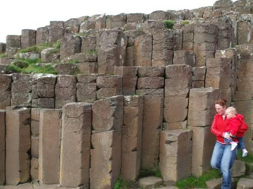 Основната атракция е разходката по камъните