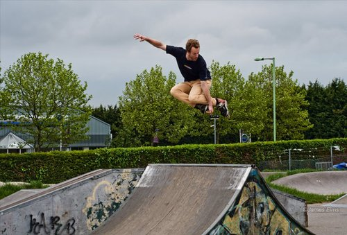 James Elms (Великобритания)