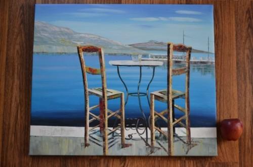 Двата стола