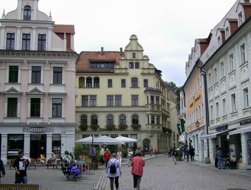 Сега нека да се разходим по улиците и площадчетата на Майсен