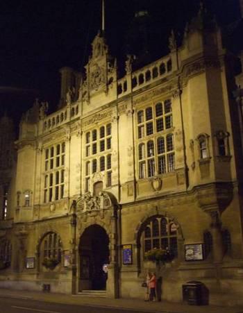 Оксфордската катедрала