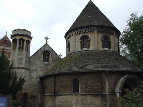 Кръглата църква от 12-ти век