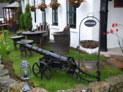 Този хотел в Инвърмористън  e строен преди повече от 2 века