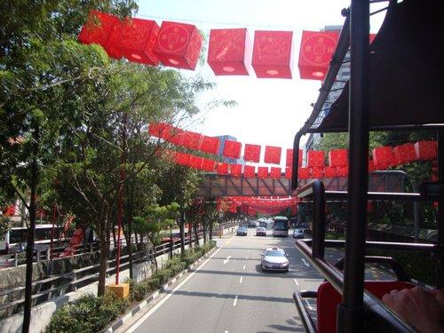 Улица в Chinatown