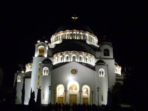 Белград, Св. Сава