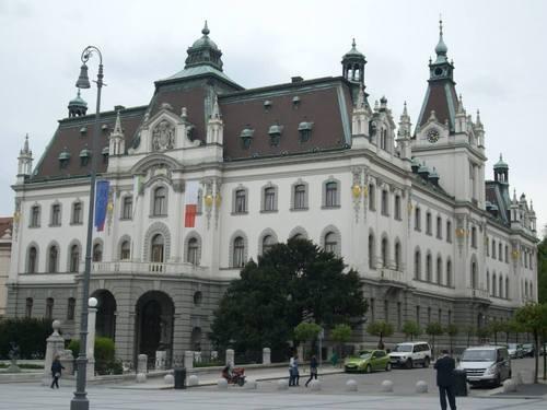 Любляна, Парламентът