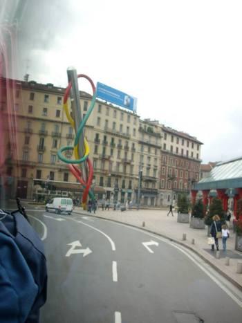 Милано, Иглата-символ на модата