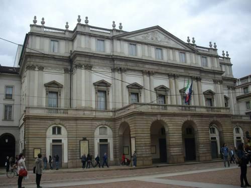 Милано, Ла Скала
