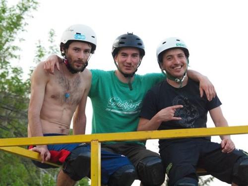 Ники, Павел, Киро