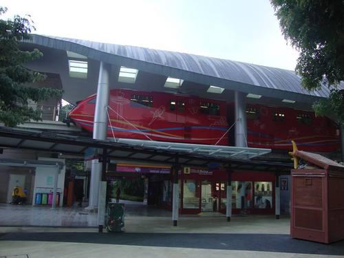21 век в Сингапур и остров Сентоса