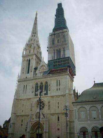 Загреб, Катедралата