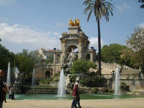 Барселона, Глориет