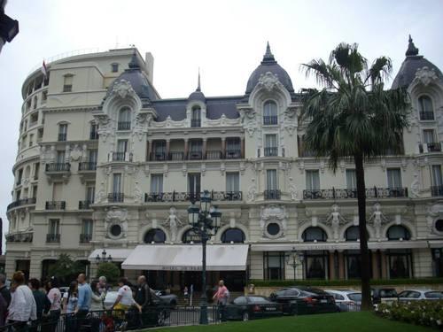 Монако, хотел Париж
