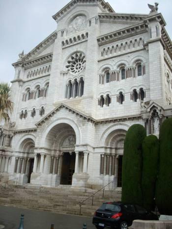 Монако, катедралата Св. Николай