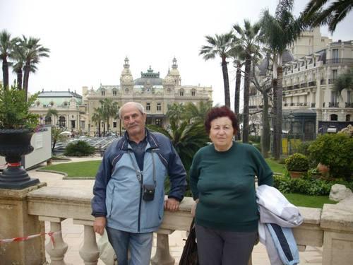 Монако, ние пред Казиното