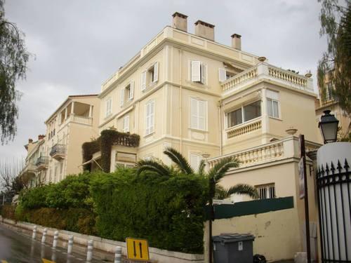 Монако, резиденцията на принцеса Каролин