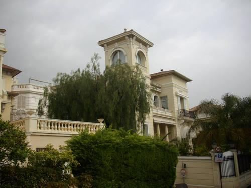 Монако, резиденцията на принцеса Стефани