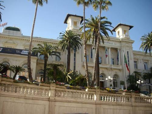 Италия, Сан Ремо, бившето казино, сега кметство