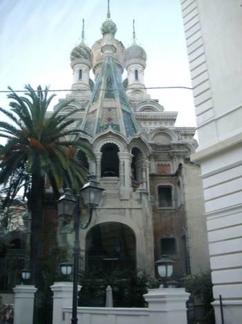 Италия, Сан Ремо, Руската църква