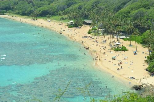 Хаваи, Ханаума бей