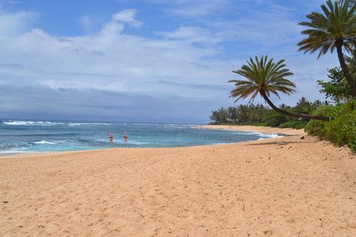 Хаваи, Сънсет Бийч