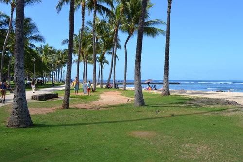 Хаваи, Уайкики