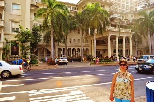 Хаваи, хотел Ала Моана