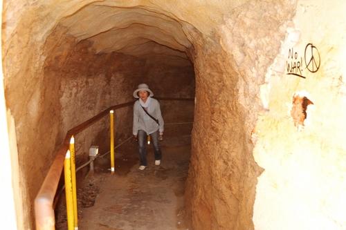Тунел по пътя към върха