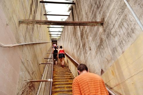 Стълби по пътя към върха