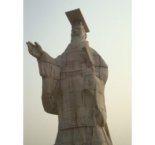 Посреща ни самият император Цин Шихуан
