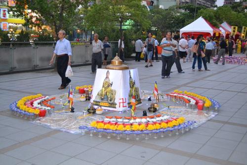 Ритуали около храма