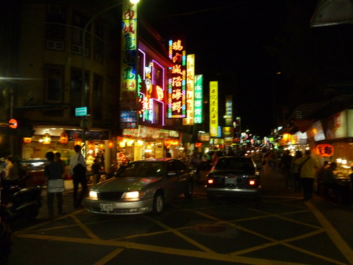 Liaoning Street Night market