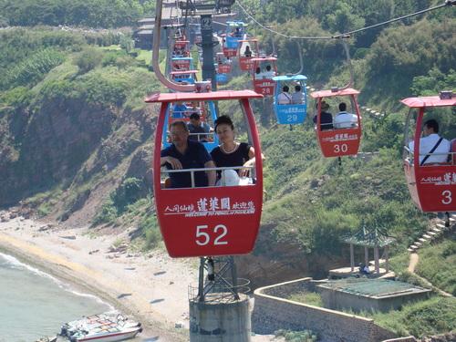Лифтът в Пънлай Г