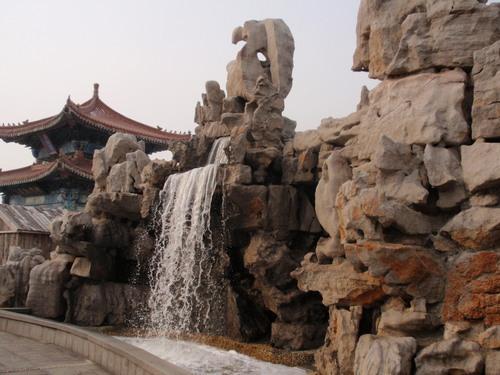 Водопад на полуострова